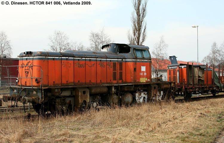 HCTOR 841 006