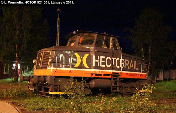 HCTOR 921 001
