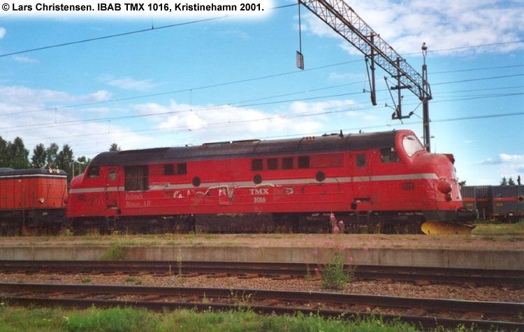 IBAB TMX 1016