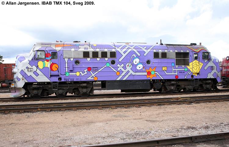 IBAB TMX 104