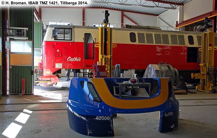 IBAB TMZ 1421