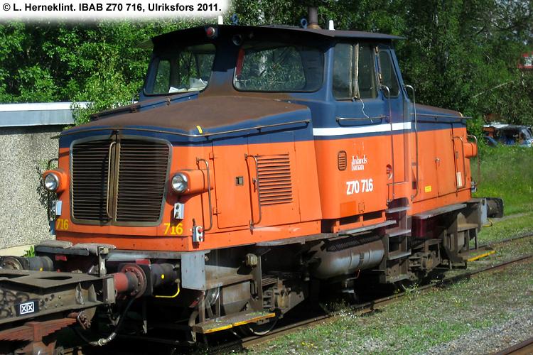 IBAB Z70 716