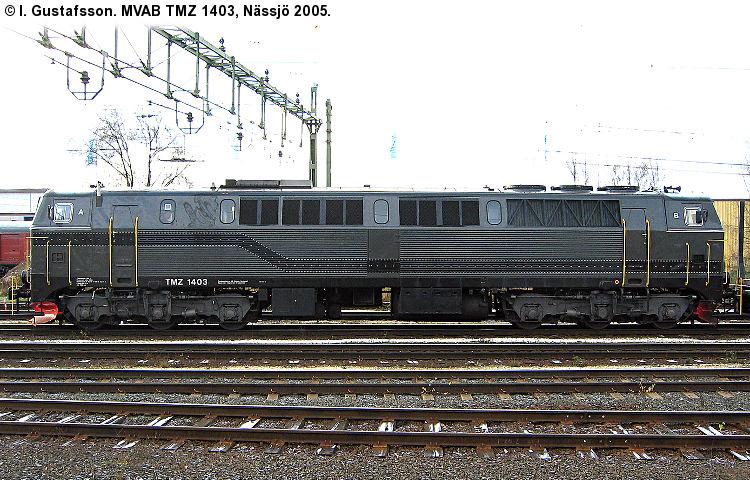 MVAB TMZ 1403