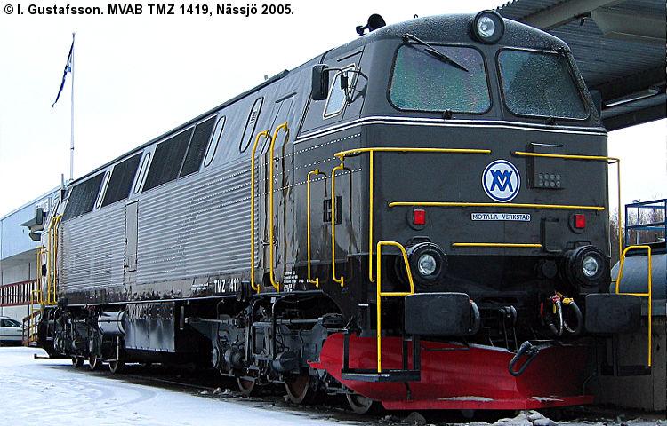 MVAB TMZ 1419