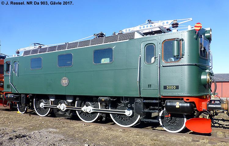 NR Da 903