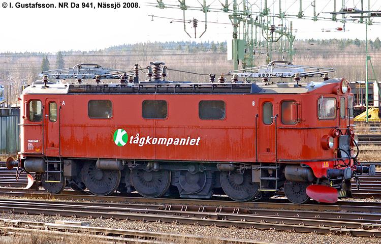 NR Da 941