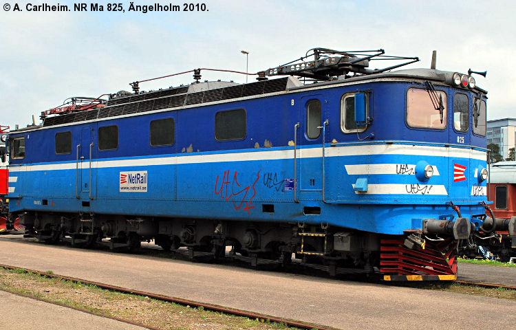 NR Ma 825