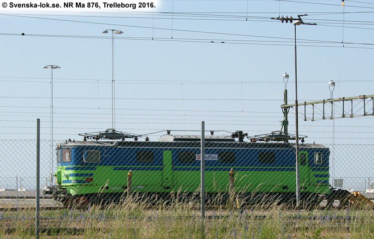 NR Ma 876