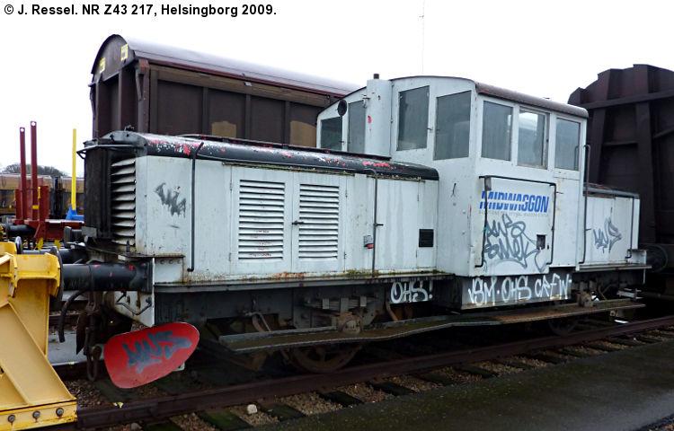 NR Z43 217