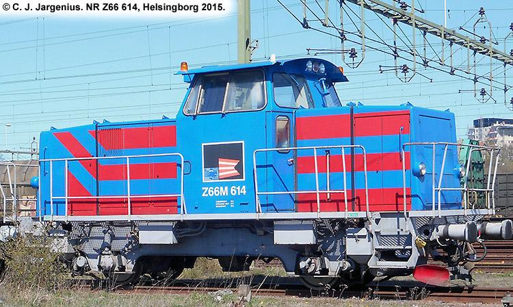 NR Z66 614