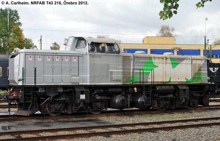 NRFAB T43 215