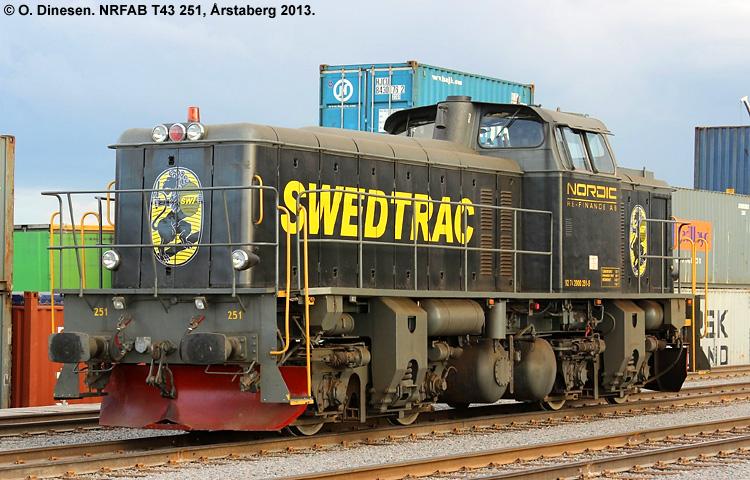 NRFAB T43 251