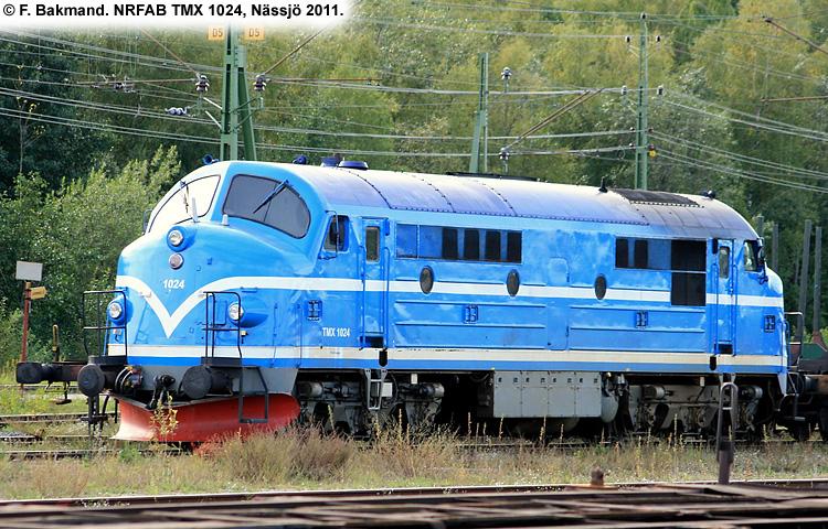 NRFAB TMX 1024