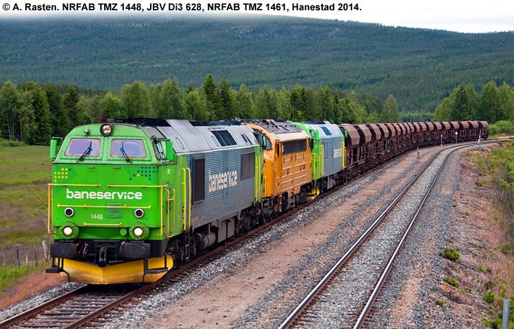 NRFAB TMZ 1448