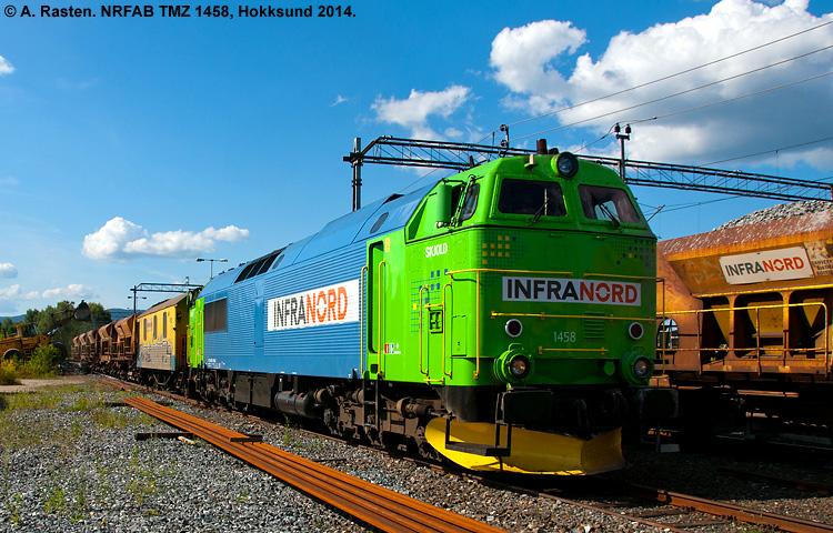 NRFAB TMZ 1458