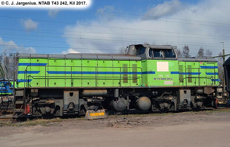 NTAB T43 242