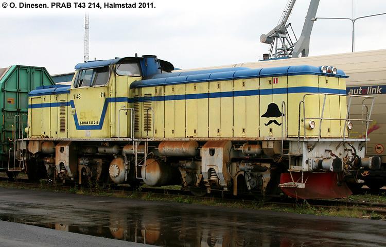 PRAB T43 214