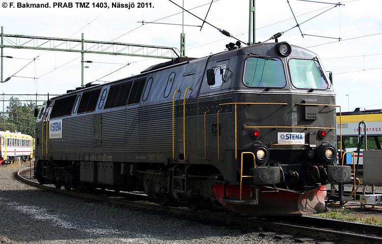 PRAB TMZ 1403