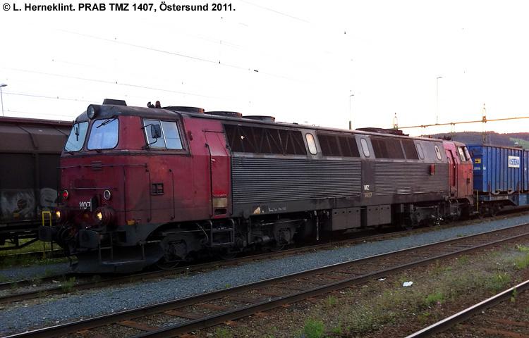PRAB TMZ 1407