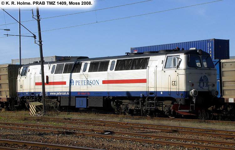 PRAB TMZ 1409