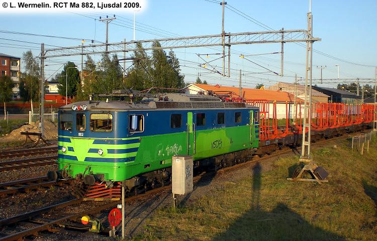 RCT Ma 882