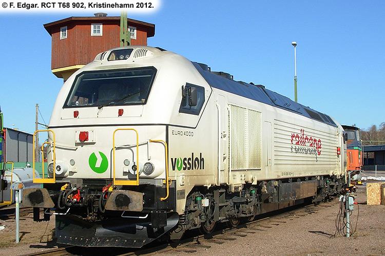 RCT T68 902
