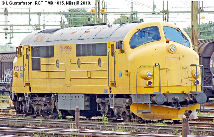 RCT TMX 1015