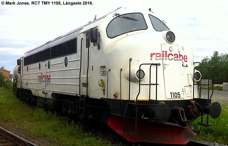 RCT TMY 1105