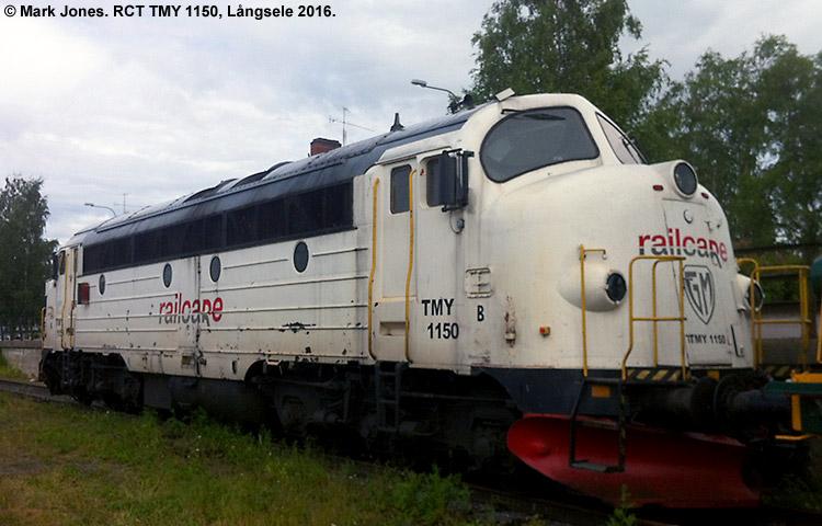RCT TMY 1150