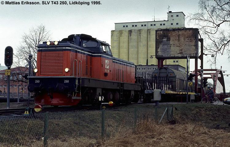 SLV T43 250