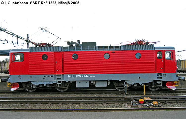 SSRT Rc6 1323