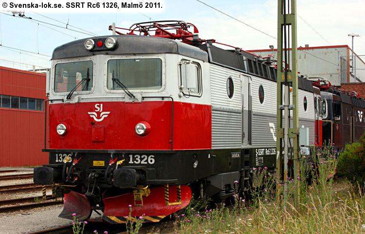 SSRT Rc6 1326