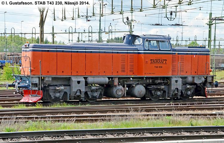 STAB T43 230