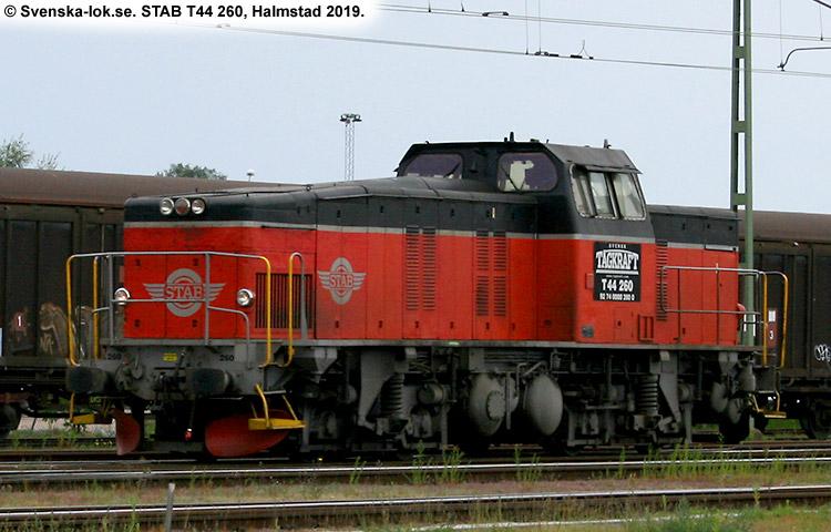 STAB T44 260