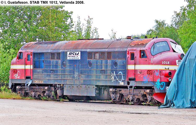STAB TMX 1012