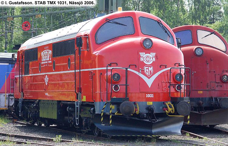 STAB TMX 1031