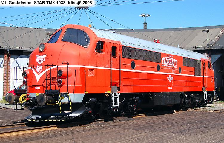 STAB TMX 1033