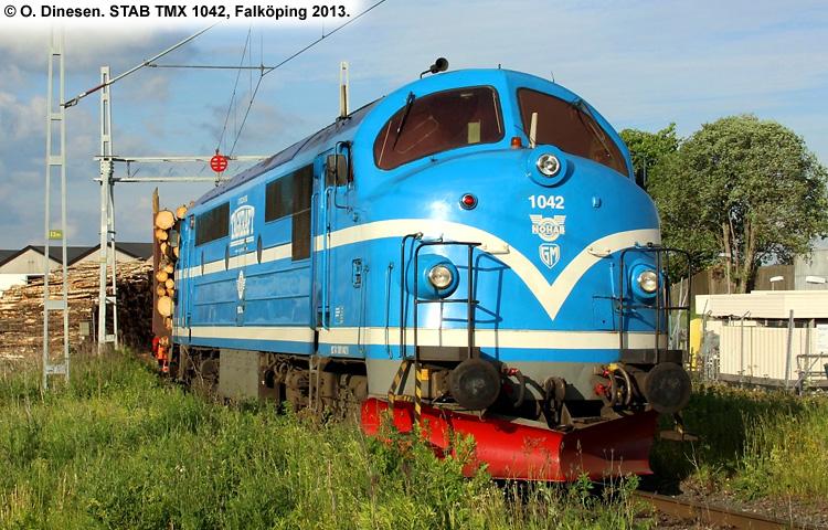 STAB TMX 1042