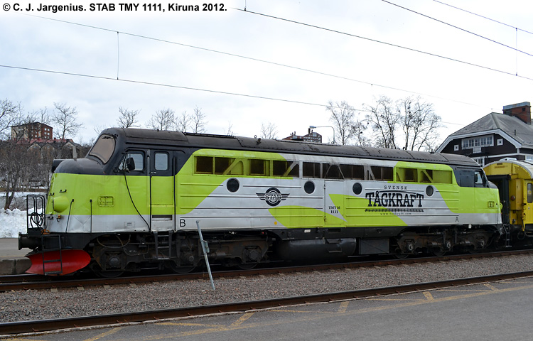 STAB TMY 1111