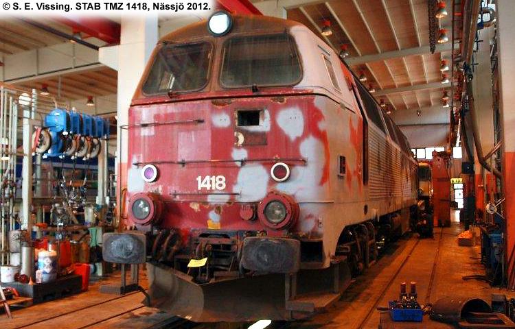STAB TMZ 1418