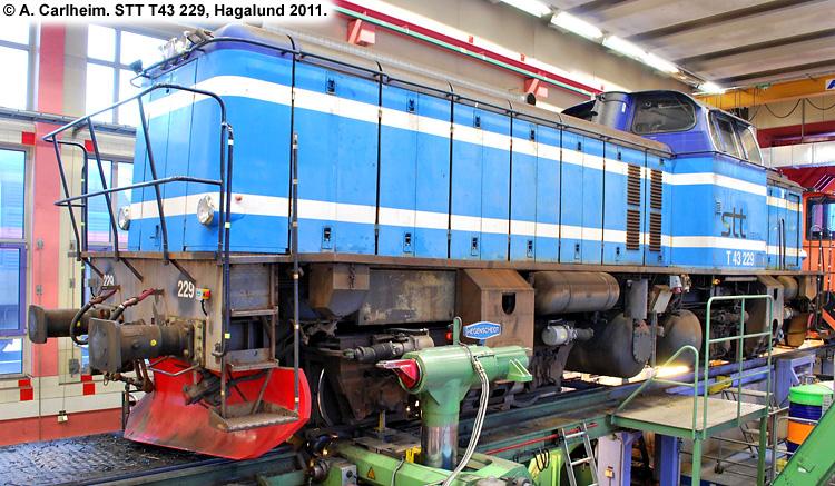 STT T43 229