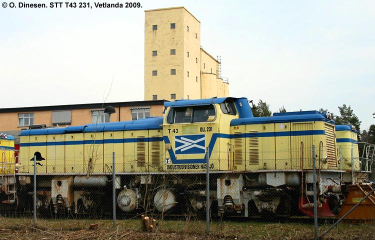 STT T43 231