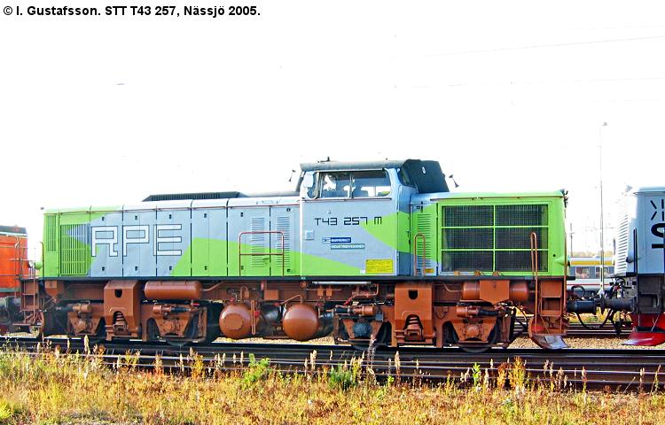 STT T43 257