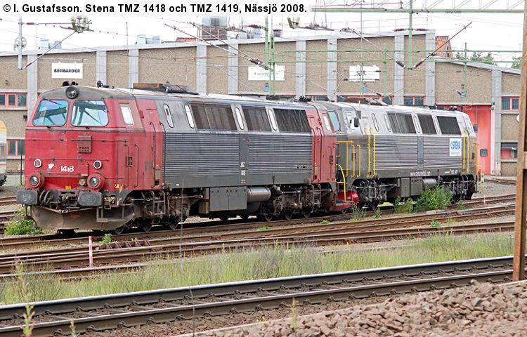 Stena TMZ 1418