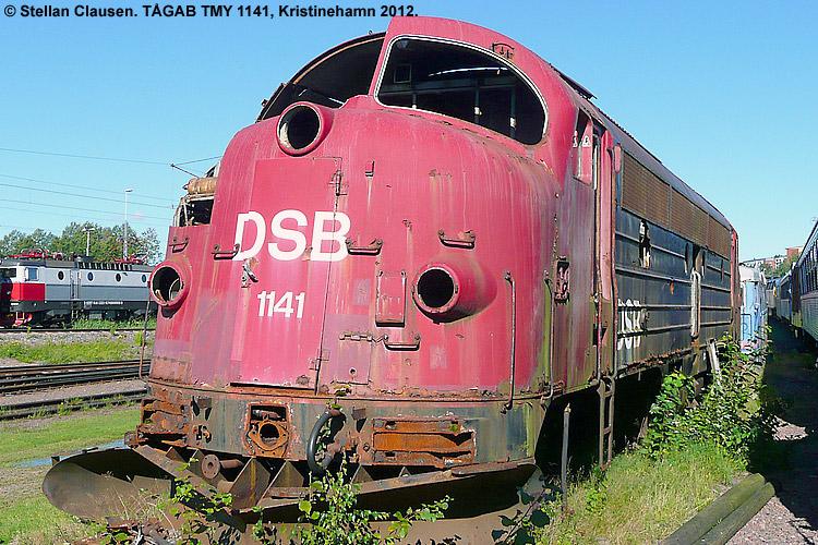 TÅGAB TMY 1141