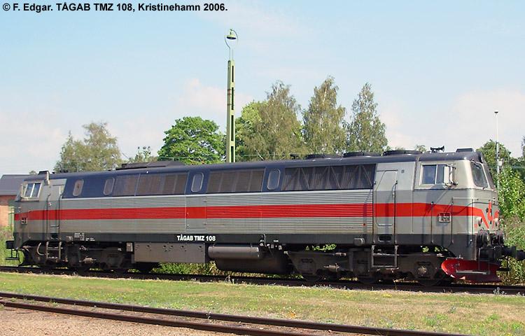 TÅGAB TMZ 108
