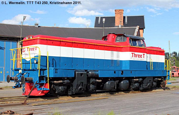 TTT T43 250